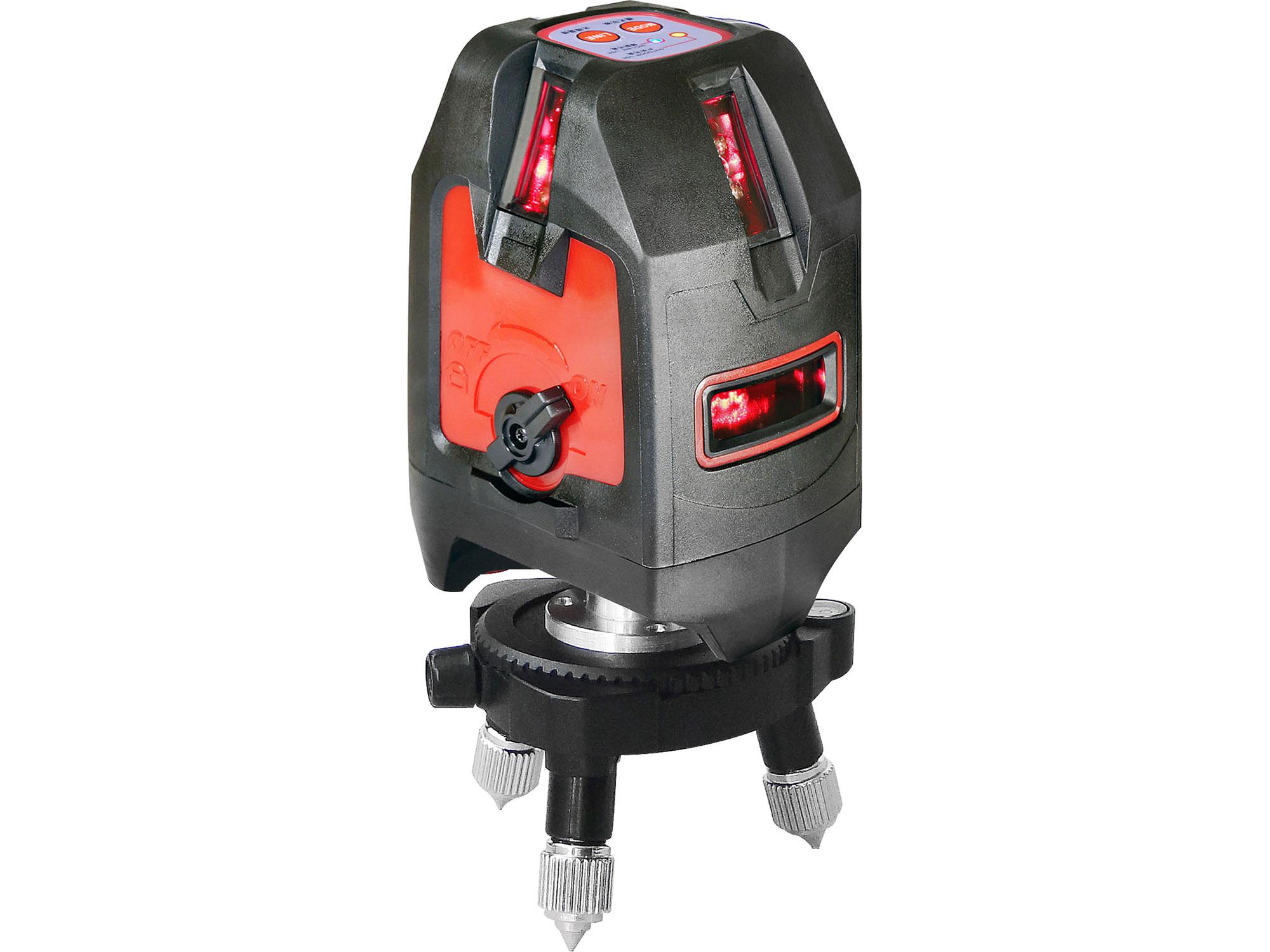 Laser liniový, křížový samonivelační FORTUM 4780210