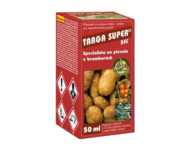 Herbicid TARGA SUPER 5EC 50ml