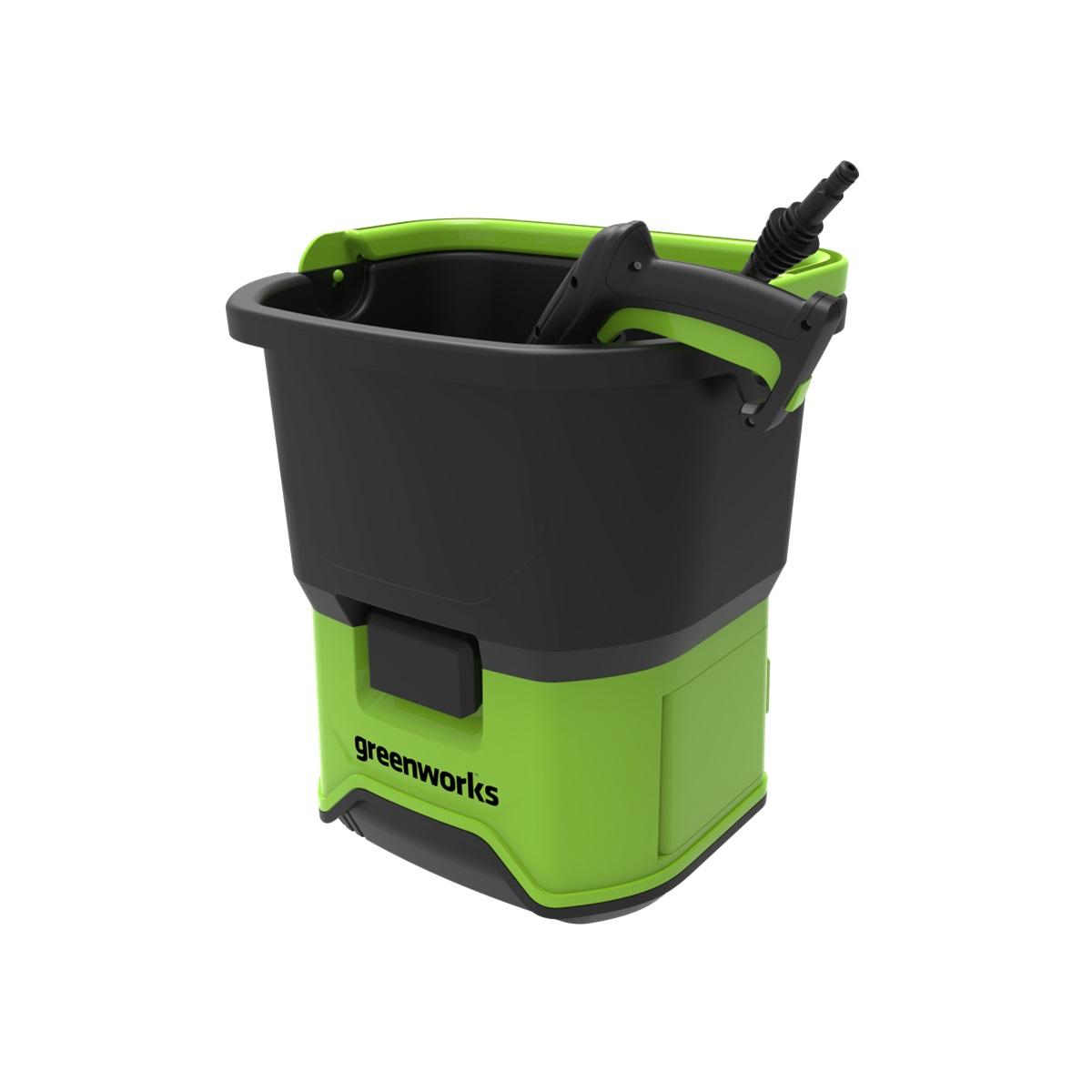 Aku 40 V tlaková myčka 70 bar Greenworks GDC40