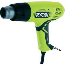 Horkovzdušná pistole Ryobi EHG 2000