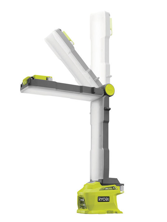 Sklopné prostorové LED světlo R18ALF-0 RYOBI