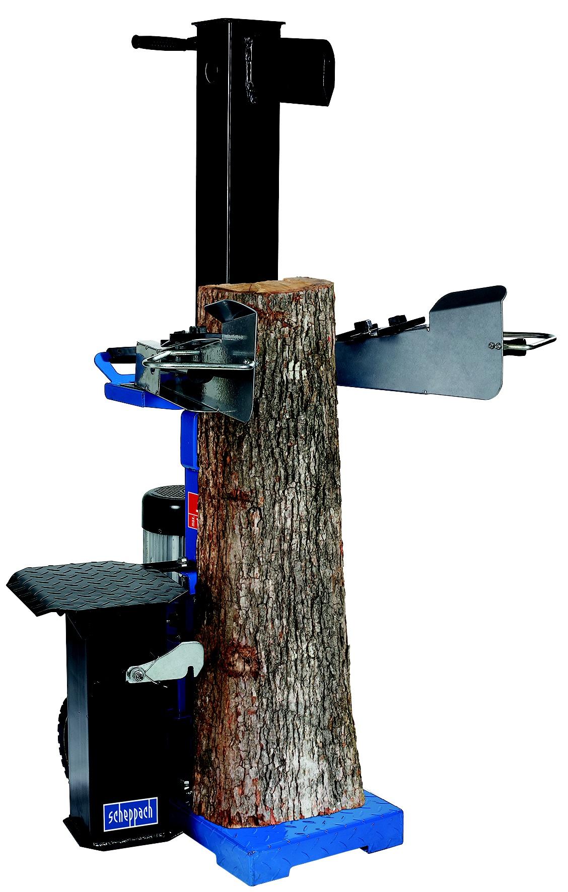 Vertikální štípač dřeva Scheppach HL 1200s