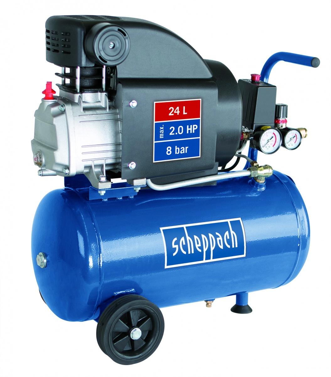 Kompresor SCHEPPACH HC 25 olejový