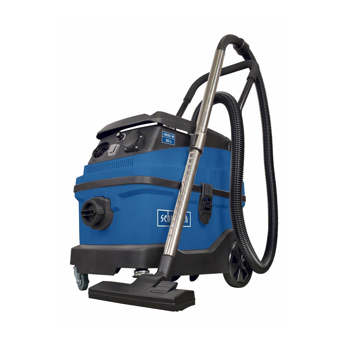Průmyslový vysavač na mokré / suché vysávání 30 l Scheppach ASP 30