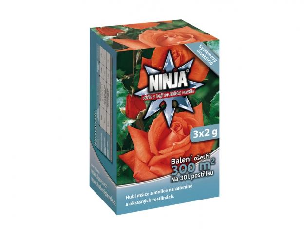 Insekticid NINJA 3x2g
