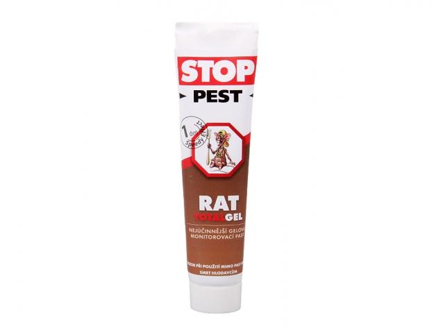 Past TOTAL GEL RAT monitorovací na krysy a potkany 40g