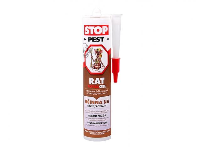 Past TOTAL GEL RAT monitorovací na krysy a potkany 230g