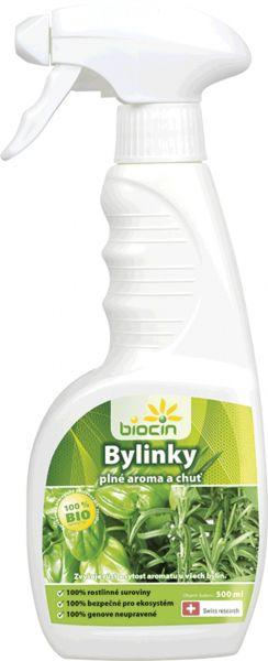 Zahradní posilující bio přípravek FKS bylinky BIOCIN