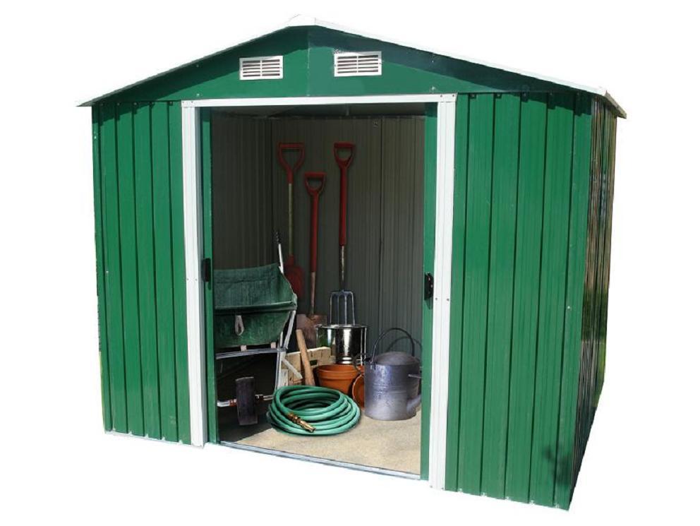 Kovový zahradní domek GARDEN 5000