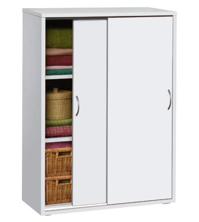 Prádelník Idea 601 bílý