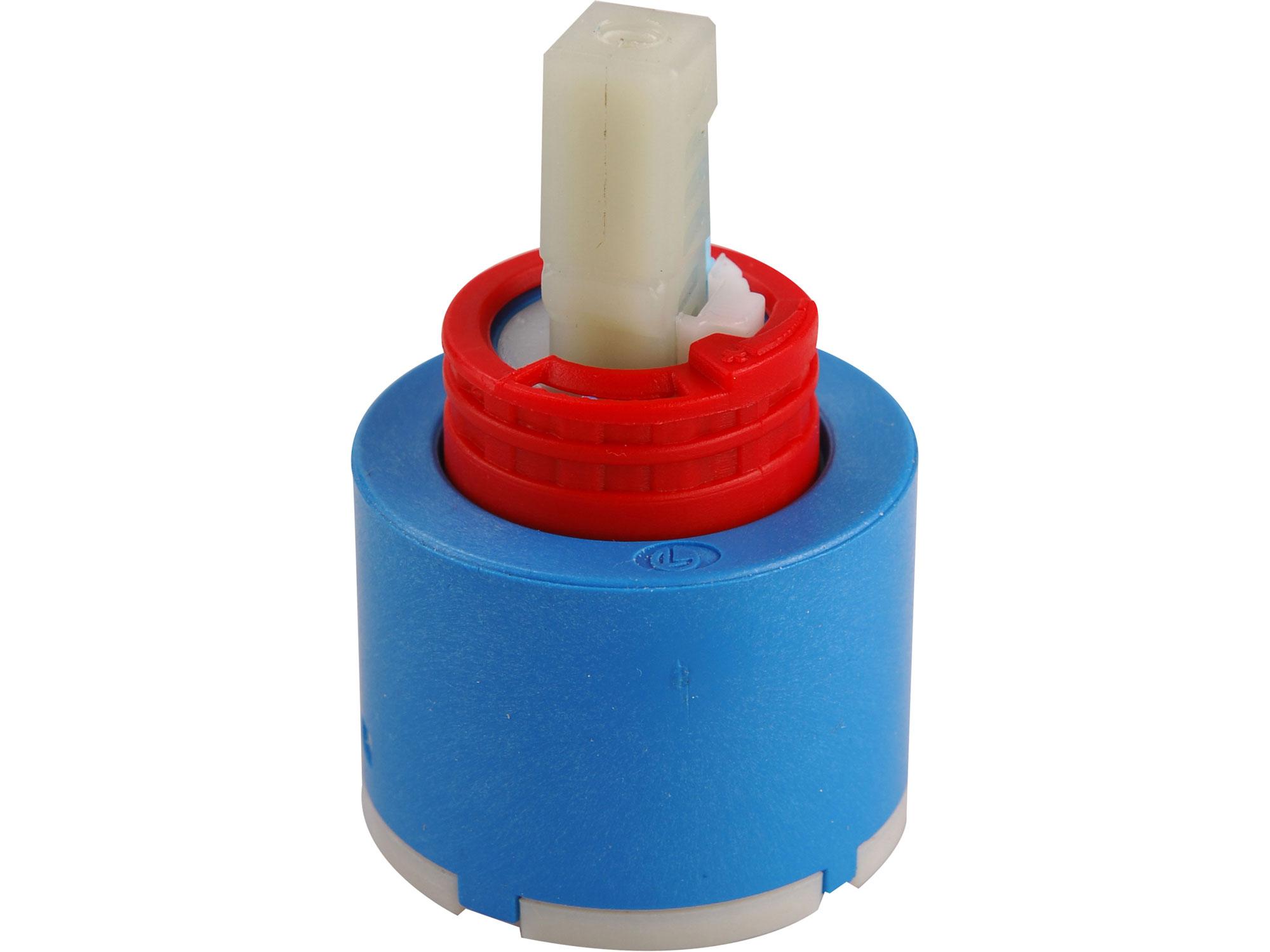 Kartuše keramická, vodu šetřící s omezovačem teploty, 35mm BALLETTO 81055