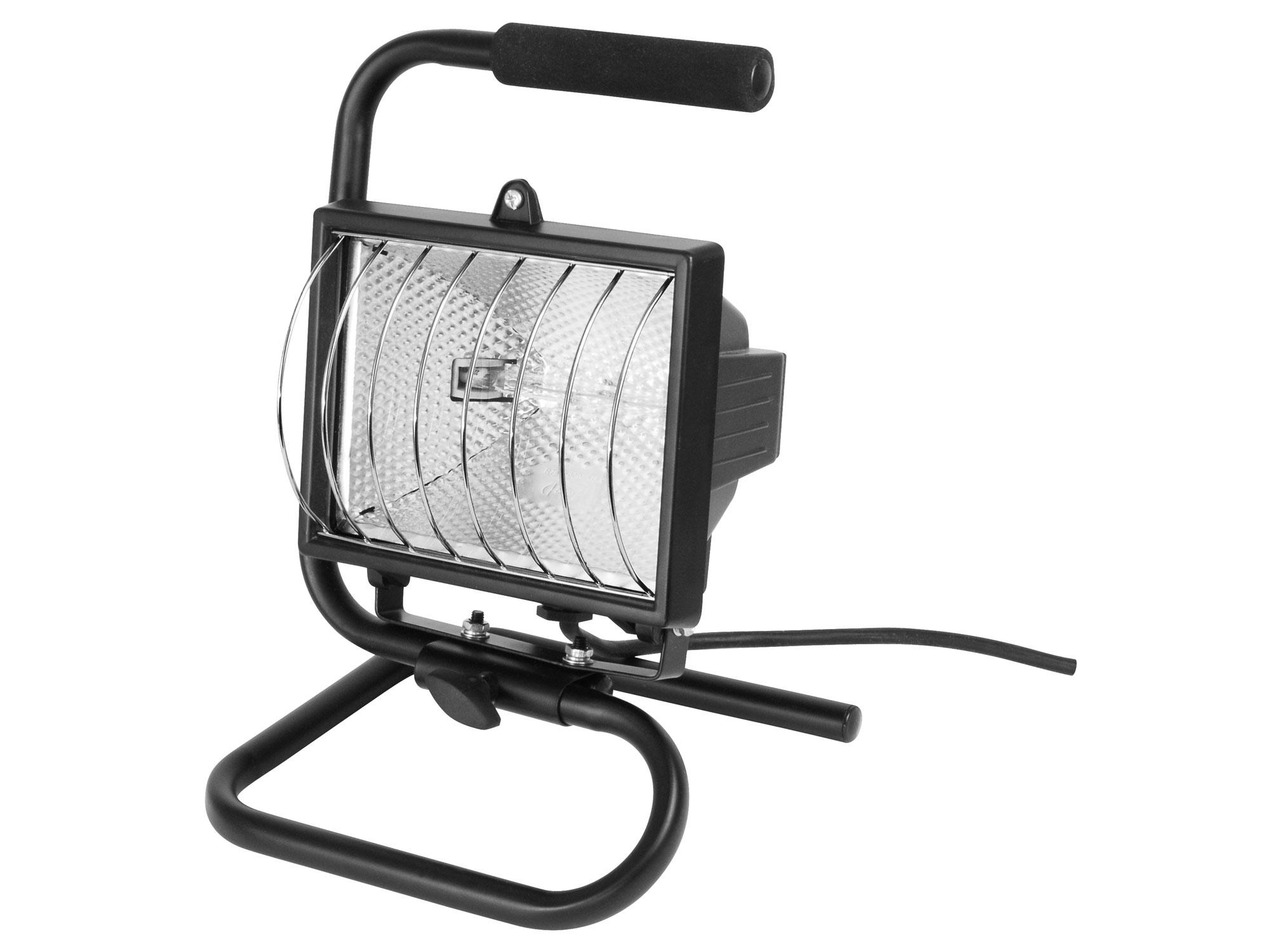 Světlo halogenové přenosné s podstavcem, 120W, svítivost jako 150W EXTOL CRAFT 82788