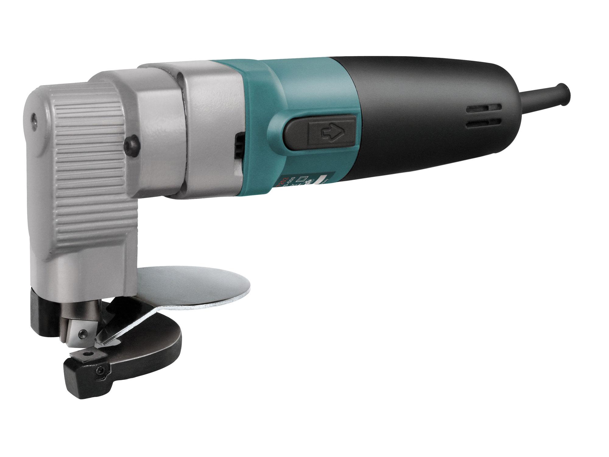 Nůžky na plech elektrické, 500W IES 25-500 EXTOL INDUSTRIAL 8797202