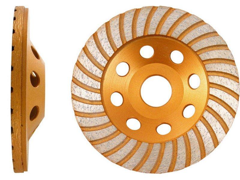 Kotouč diamantový brusný 125x22,2 mm EXTOL 8803102