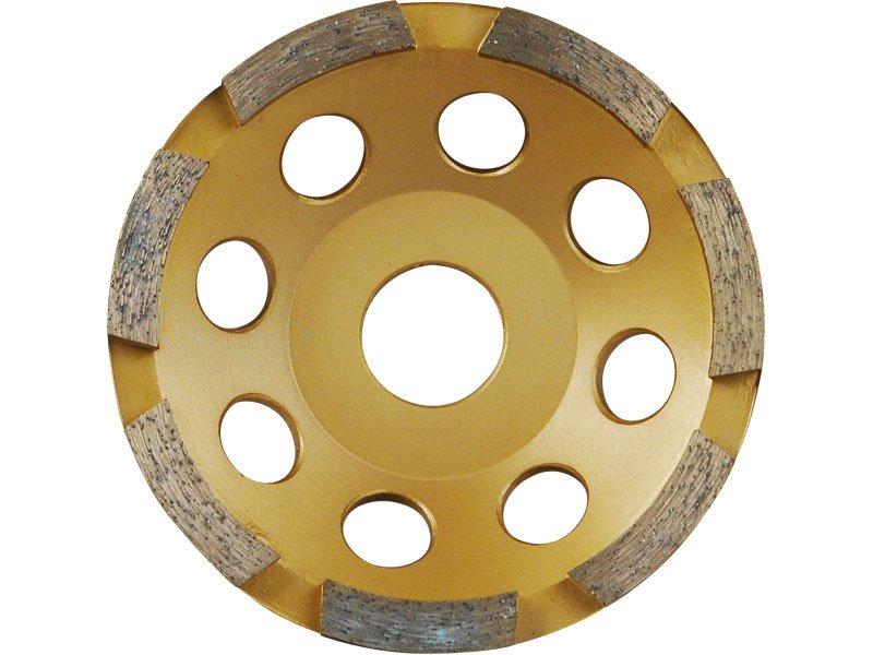 Kotouč diamantový brusný jednořadý 150x22,2 mm EXTOL PREMIUM 8803113