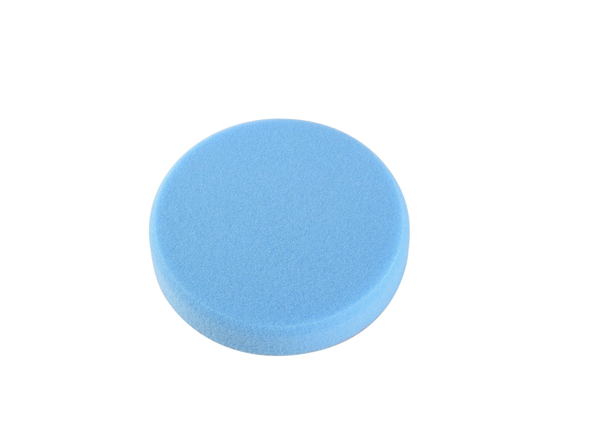 Kotouč leštící penový, T60, modrý, R150x30mm, suchý zip EXTOL PREMIUM 8803546