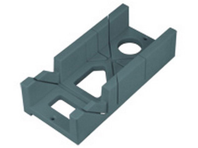 Přípravek na řezání úhlů plastový, 300x140x70mm EXTOL PREMIUM 8812290