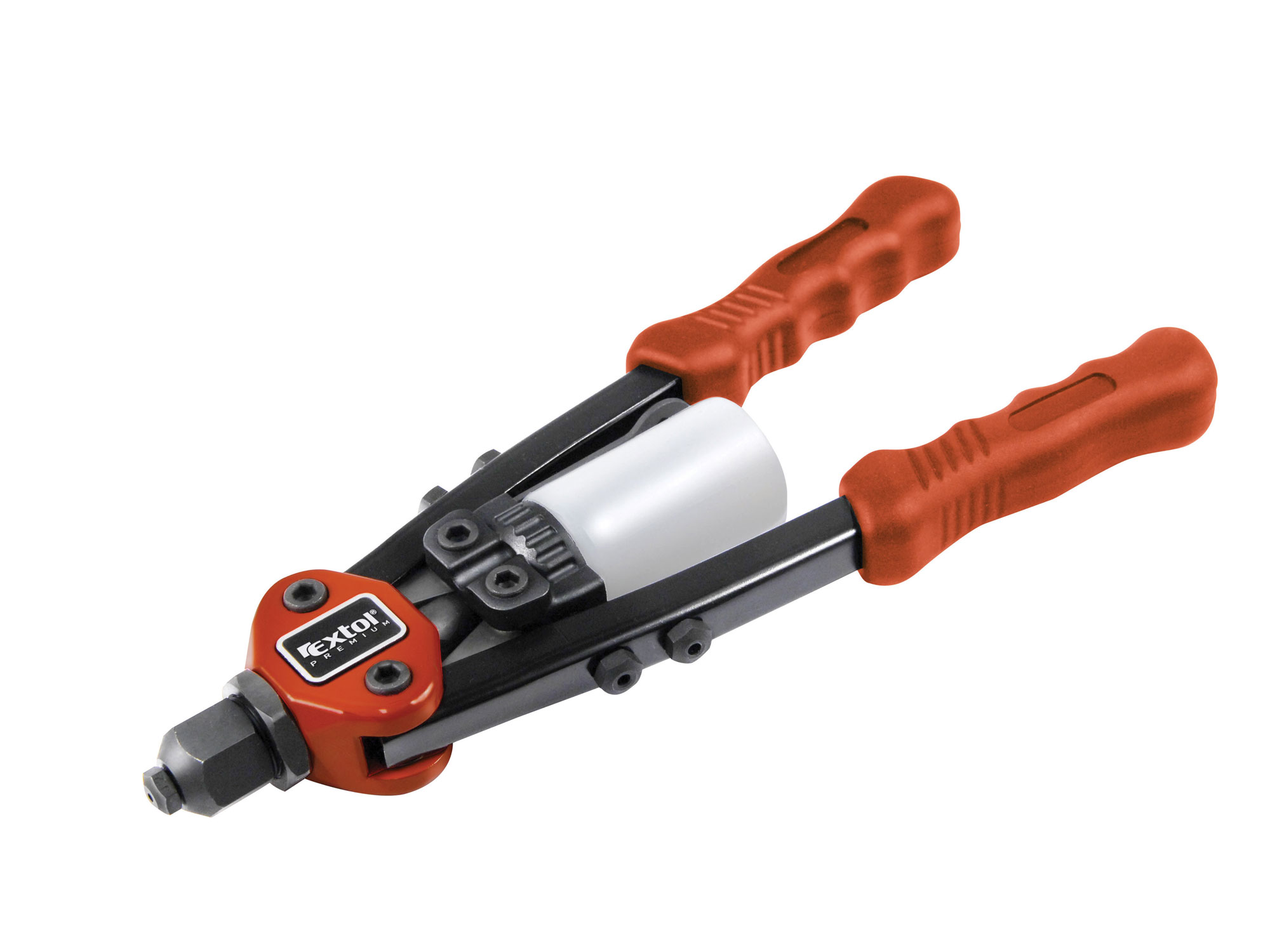 Kleště nýtovací pákové krátké, 280mm EXTOL PREMIUM 8813750