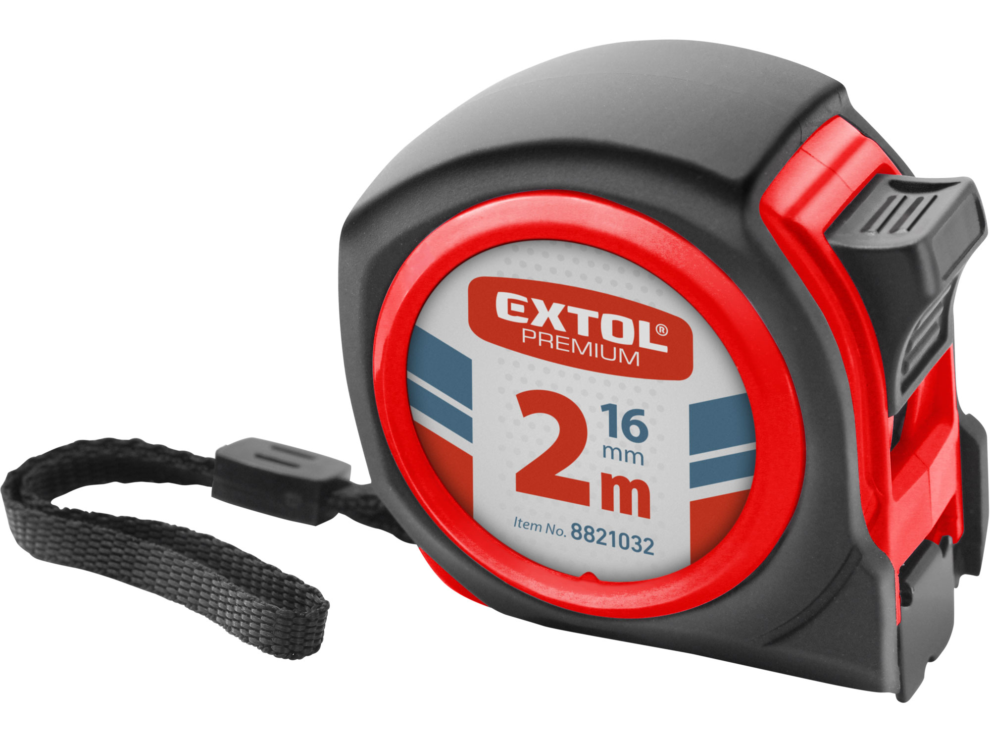 Metr svinovací COMPACT, 5m, š. pásku 19mm 8821035 EXTOL PREMIUM
