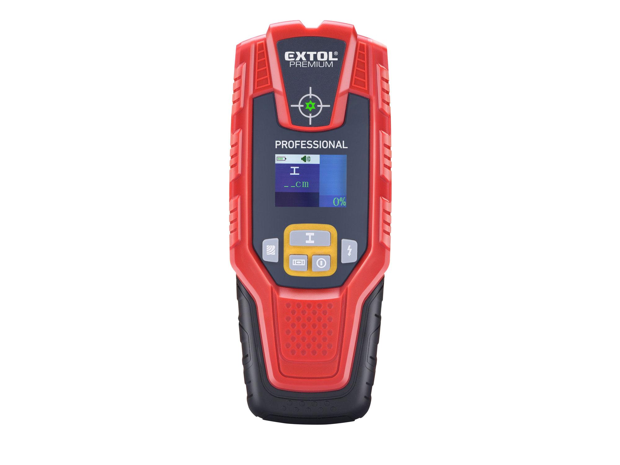 Detektor digitální EXTOL PREMIUM 8831321