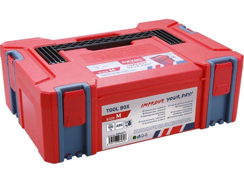 Box plastový, M velikost EXTOL PREMIUM 8856071
