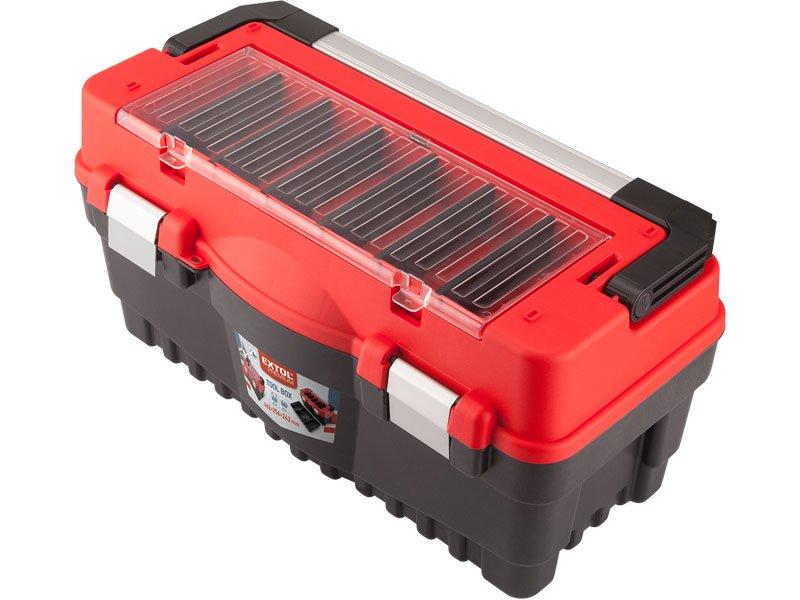 Kufr na nářadí CARBO velikost M EXTOL 8856081