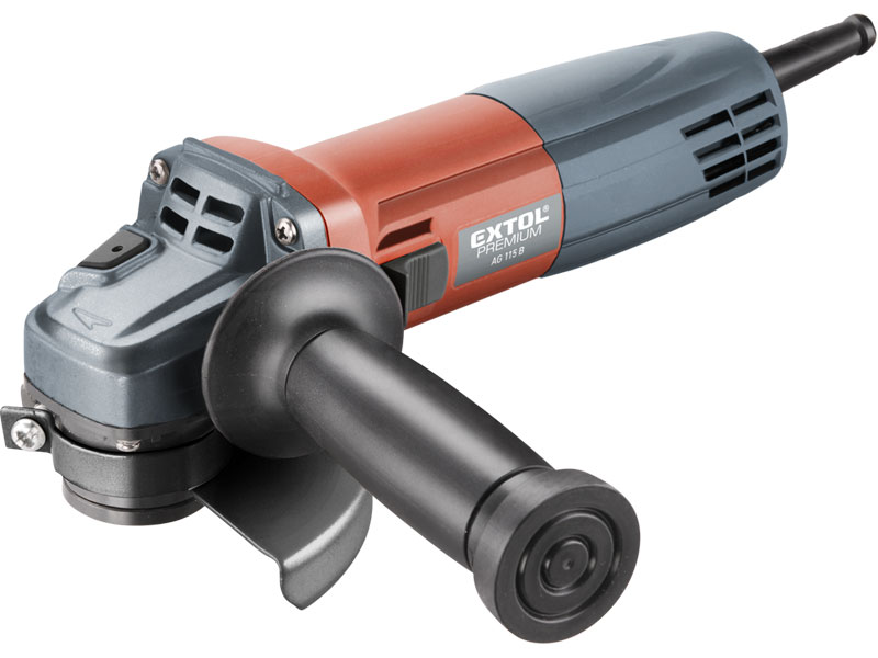 Bruska úhlová, 125mm, 750W (v2016) AG 125 B EXTOL PREMIUM 8892022