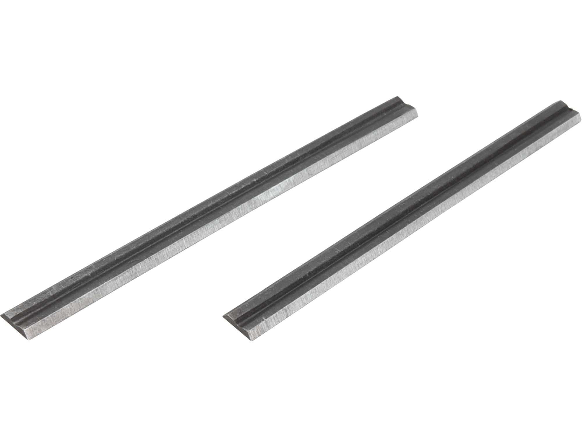 HSS hoblovací nože 2ks, 82x5,7x1mm EXTOL PREMIUM 8893402A
