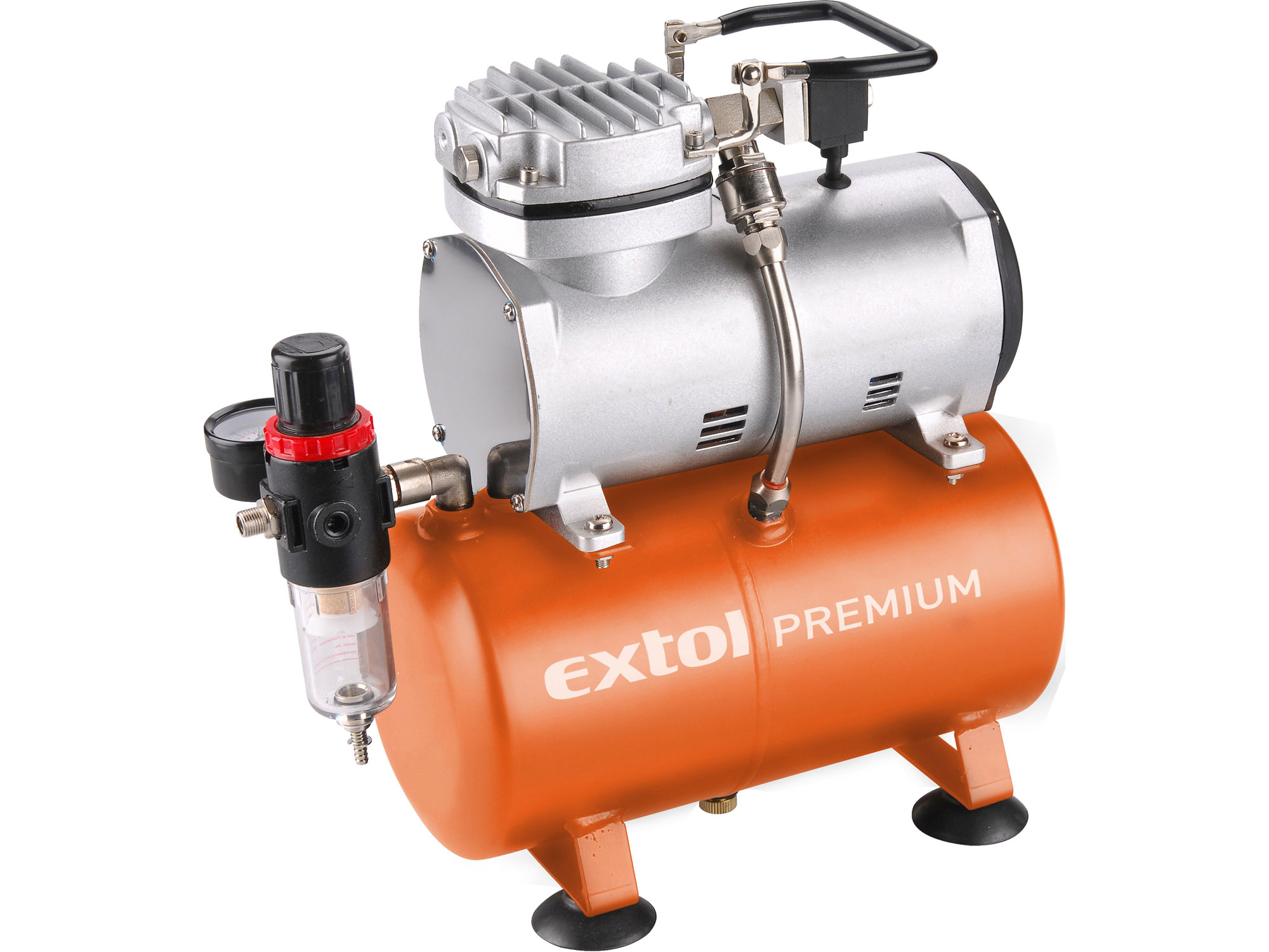Kompresor, 150W AC-S3 EXTOL PREMIUM 8895300