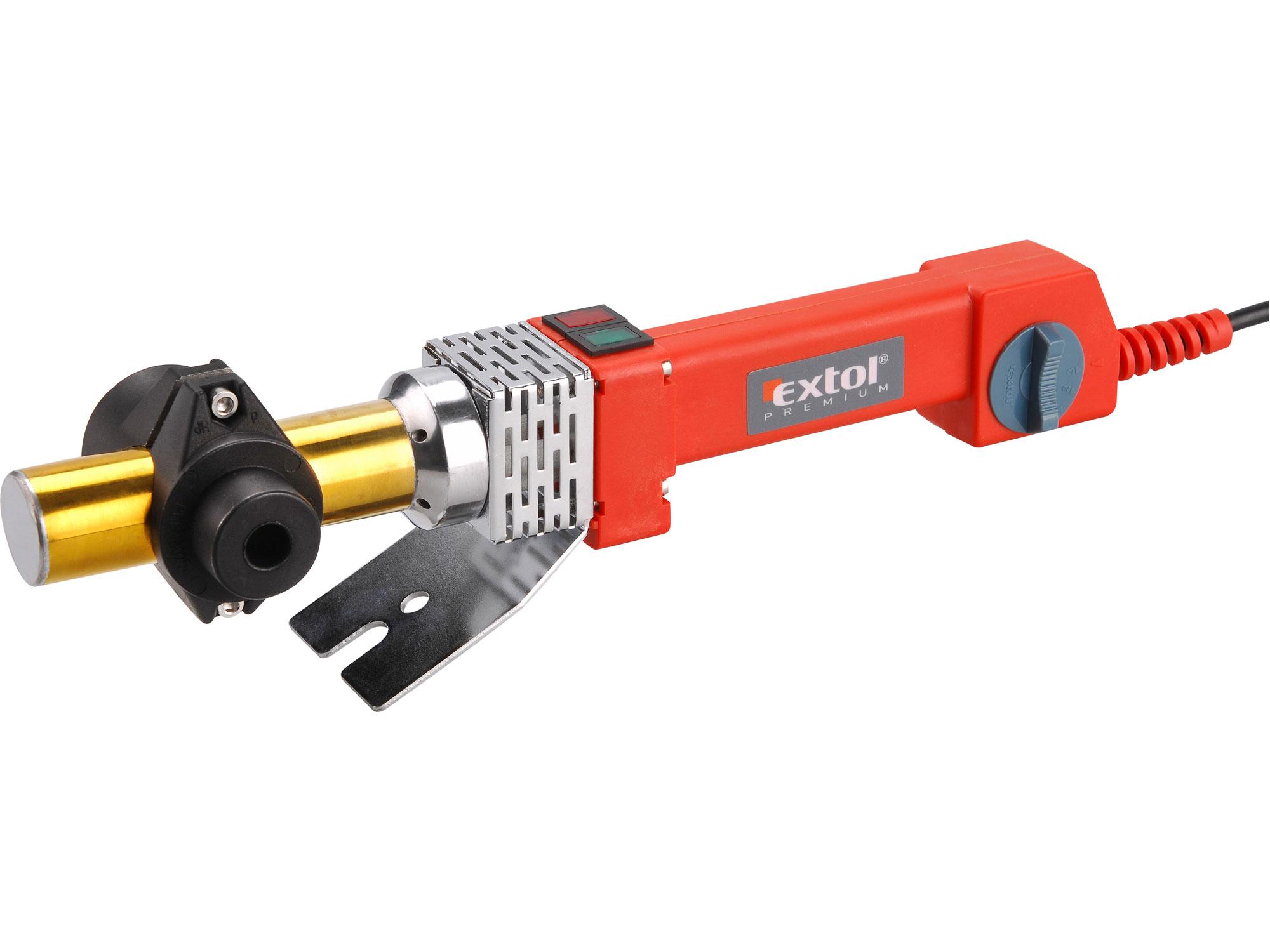 Svářečka polyfúzní, 800W PTW 80 EXTOL PREMIUM 8897210