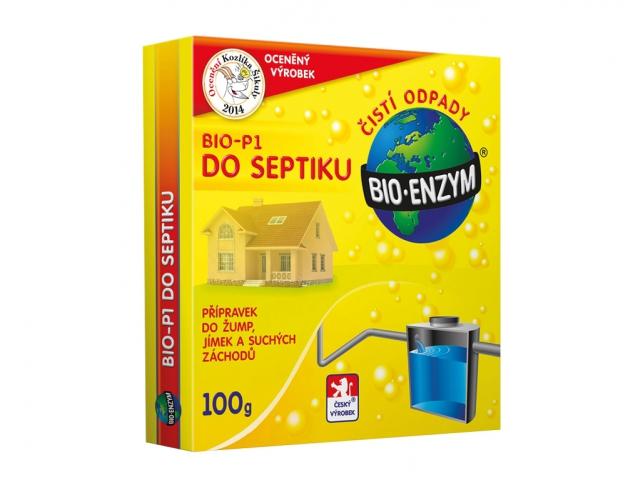 Bio-P1 do septiku 100g