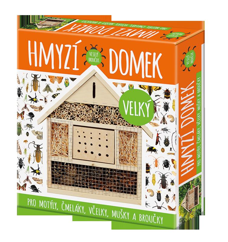 FORESTINA Hmyzí domek - velký