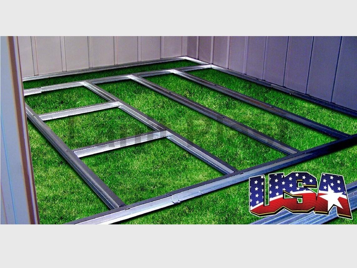 Základna pro podlahu k domku ARROW 1012