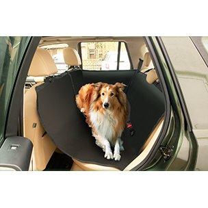Karlie-Flamingo Cestovní potah/kabina do auta černá, 135x148cm