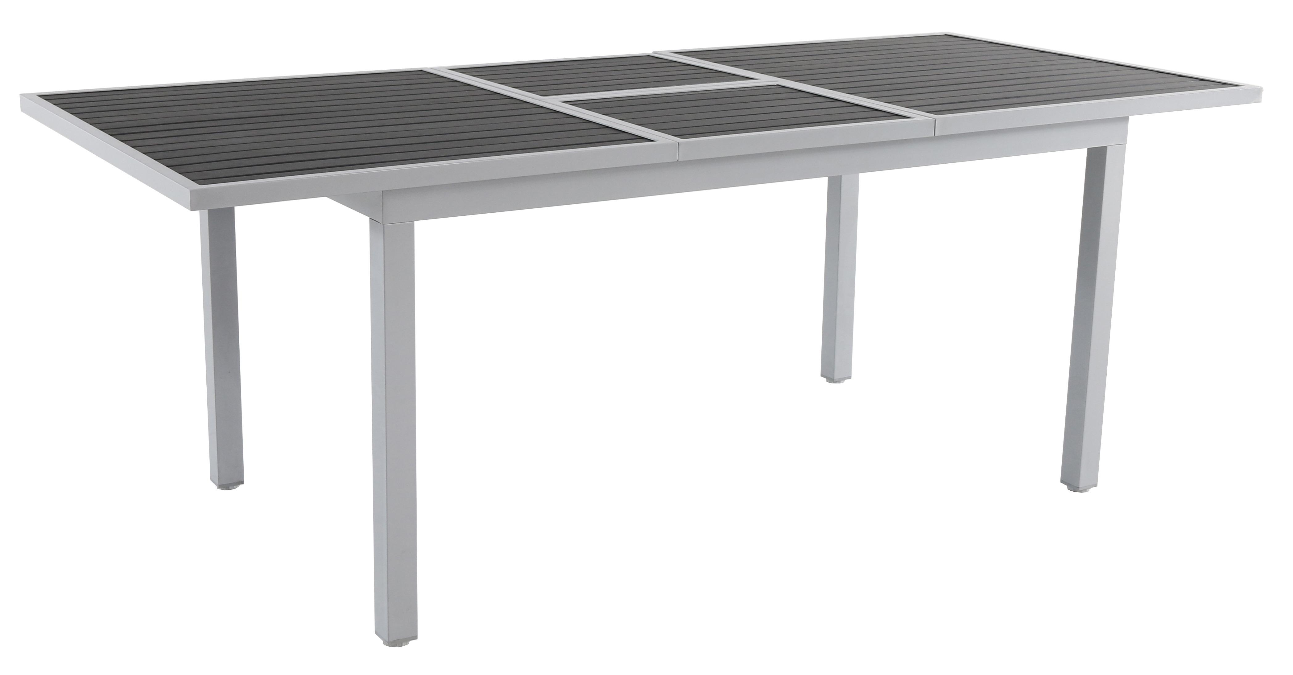 Hliníkový rozkládací stůl 204 x 90 x 75 cm Creador Raphael