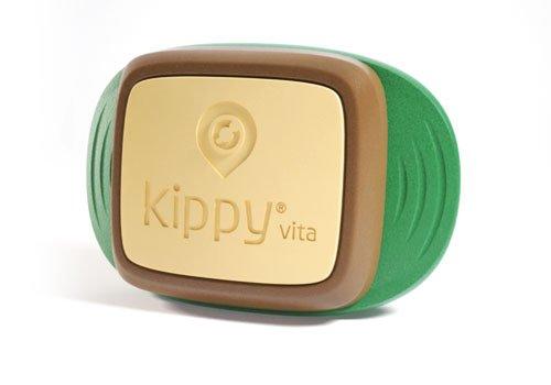 Kippy Vita GPS obojek - camo-sentinel