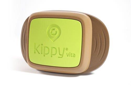 Kippy Vita GPS obojek - green-eye