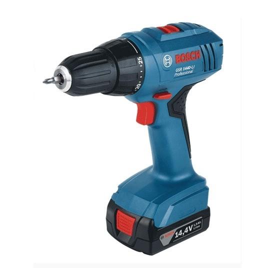 AKU vrtací šroubovák Bosch GSR 1440-LI Professional