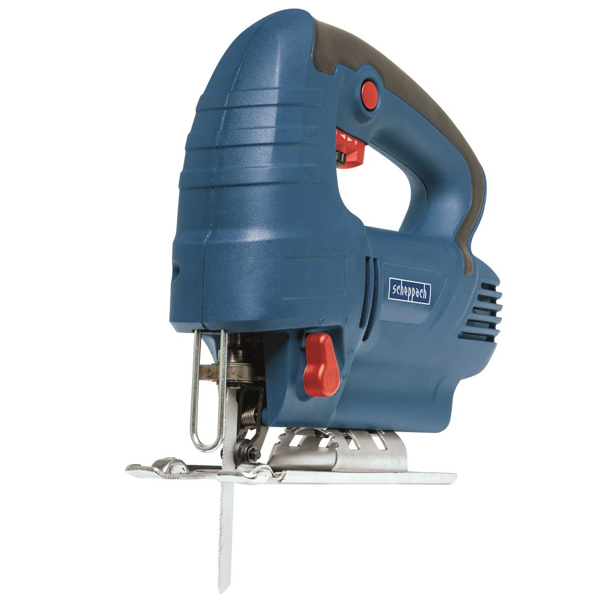 Elektrická přímočará pila 600 W Scheppach JS600