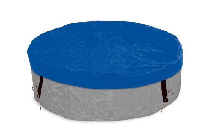 Karlie Plachta na bazén, modrá, 160cm Karlie-Flamingo