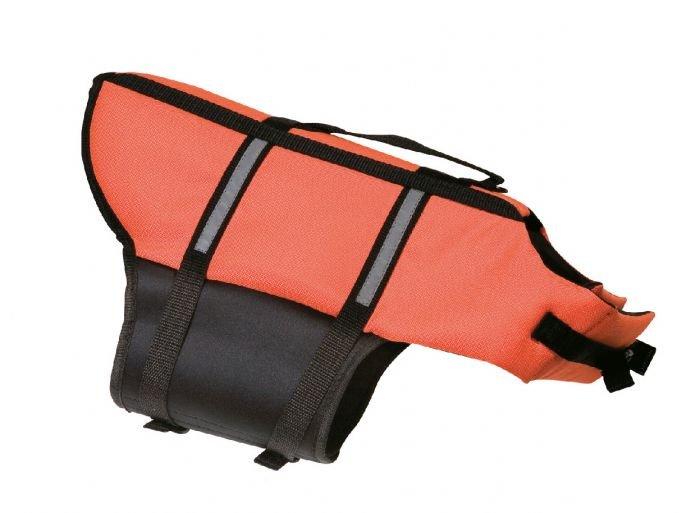 Karlie-Flamingo plovací vesta, oranžová, velikost XL