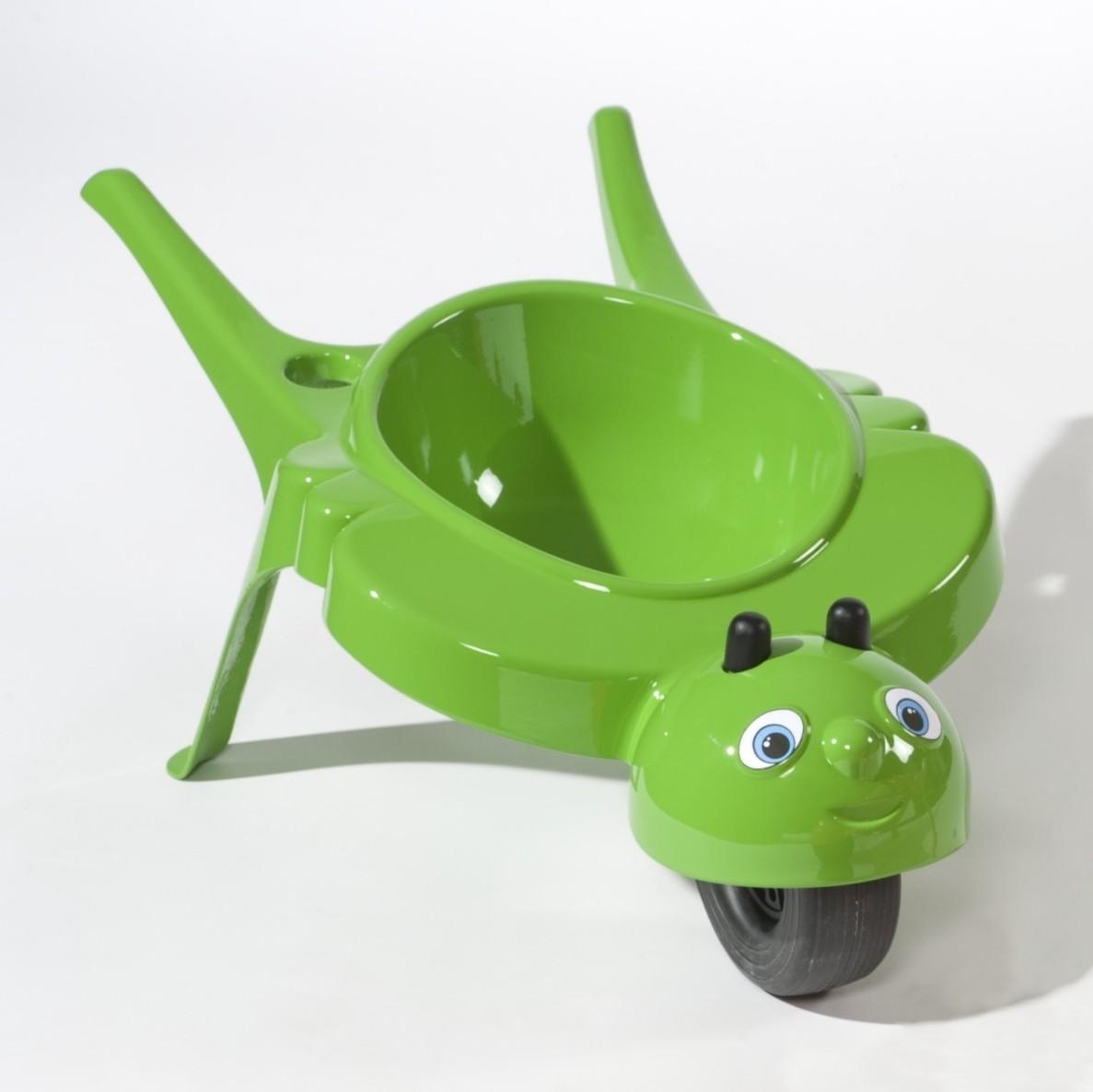LUKLAND Dětské kolečko KHW - včelka zelený