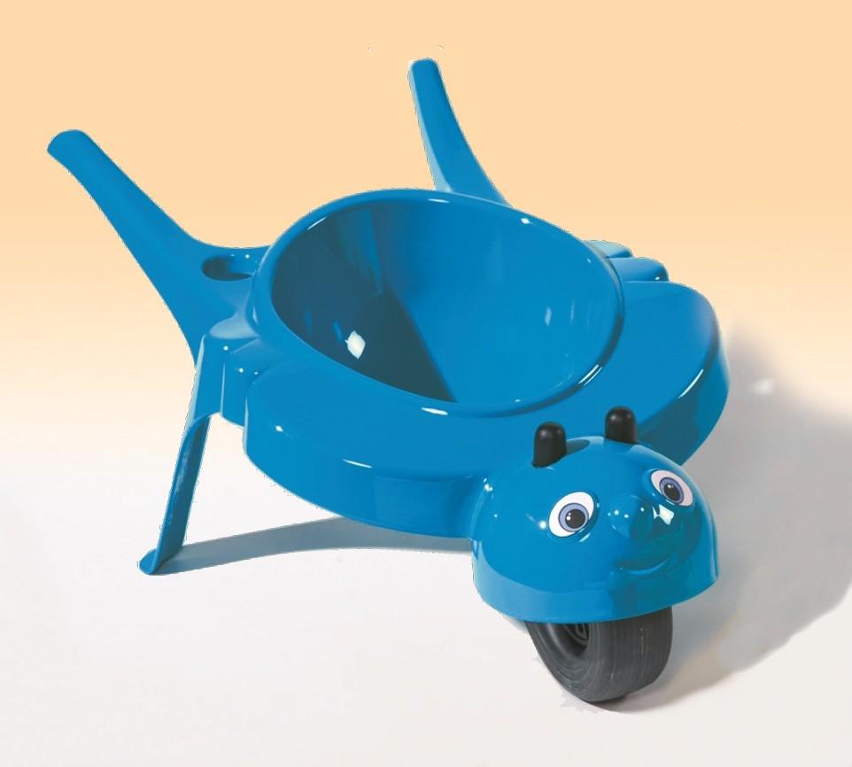 LUKLAND Dětské kolečko KHW - včelka modrý