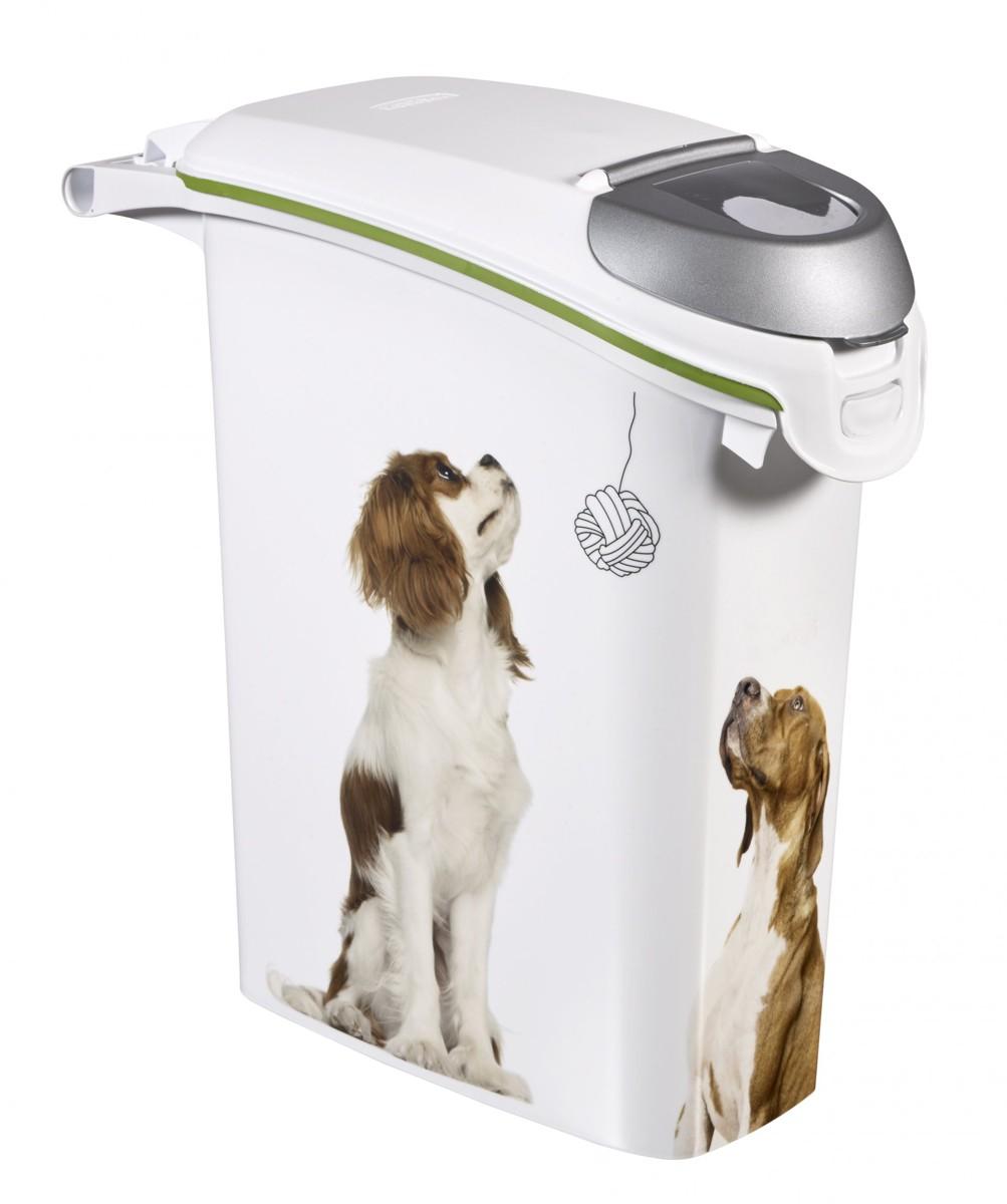 Curver kontejner na krmivo psi, 23l