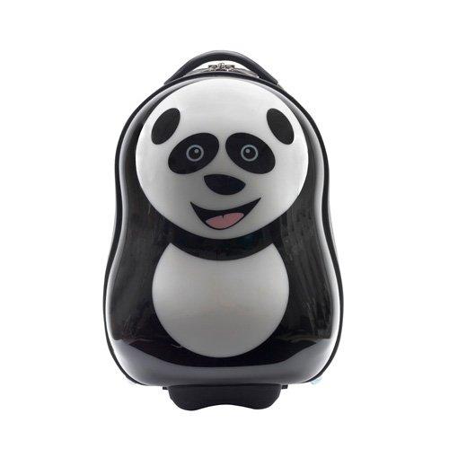 CUTIES and PALS dětský kufřík s kolečky panda