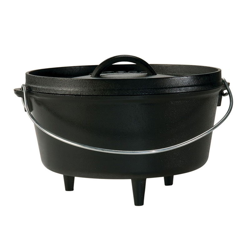 "Hluboký litinový hrnec ""Camp Dutch Oven"" 4,7l LODGE"