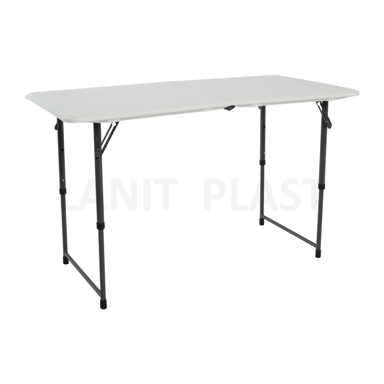 LIFETIME - skládací stůl 122 cm (80221)