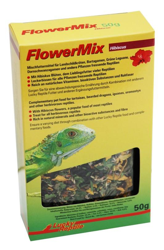 Lucky Reptile Flower Mix Ibišek zkušební balení