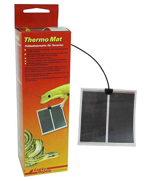 Lucky Reptile HEAT Thermo Mat 7W, 15x28 cm