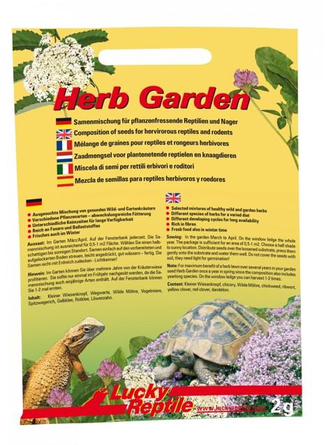 Lucky Reptile Herb Garden Podzimní mix 2g
